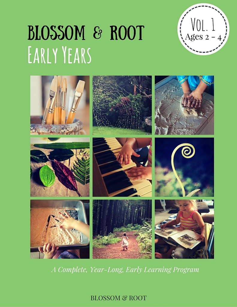 Blossom & Root Early Years V1