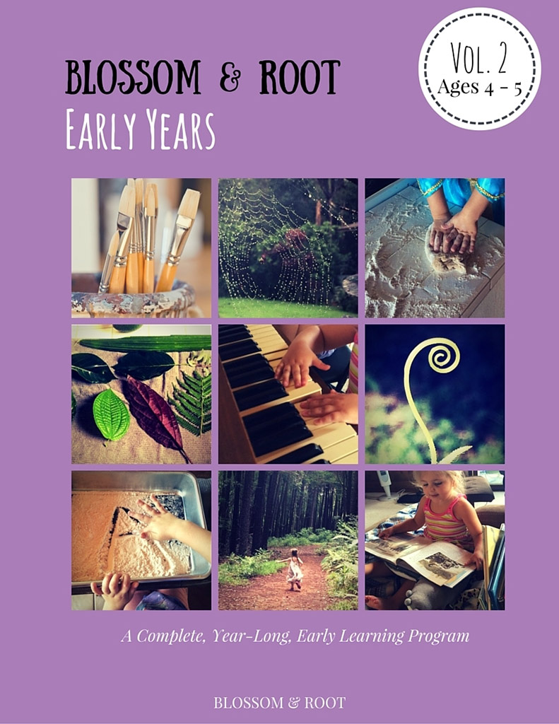 Blossom & Root Early Years V2