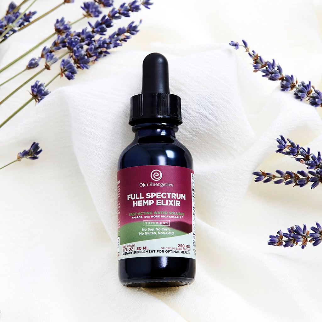 Ojai Energetics Full Spectrum Hemp Elixir