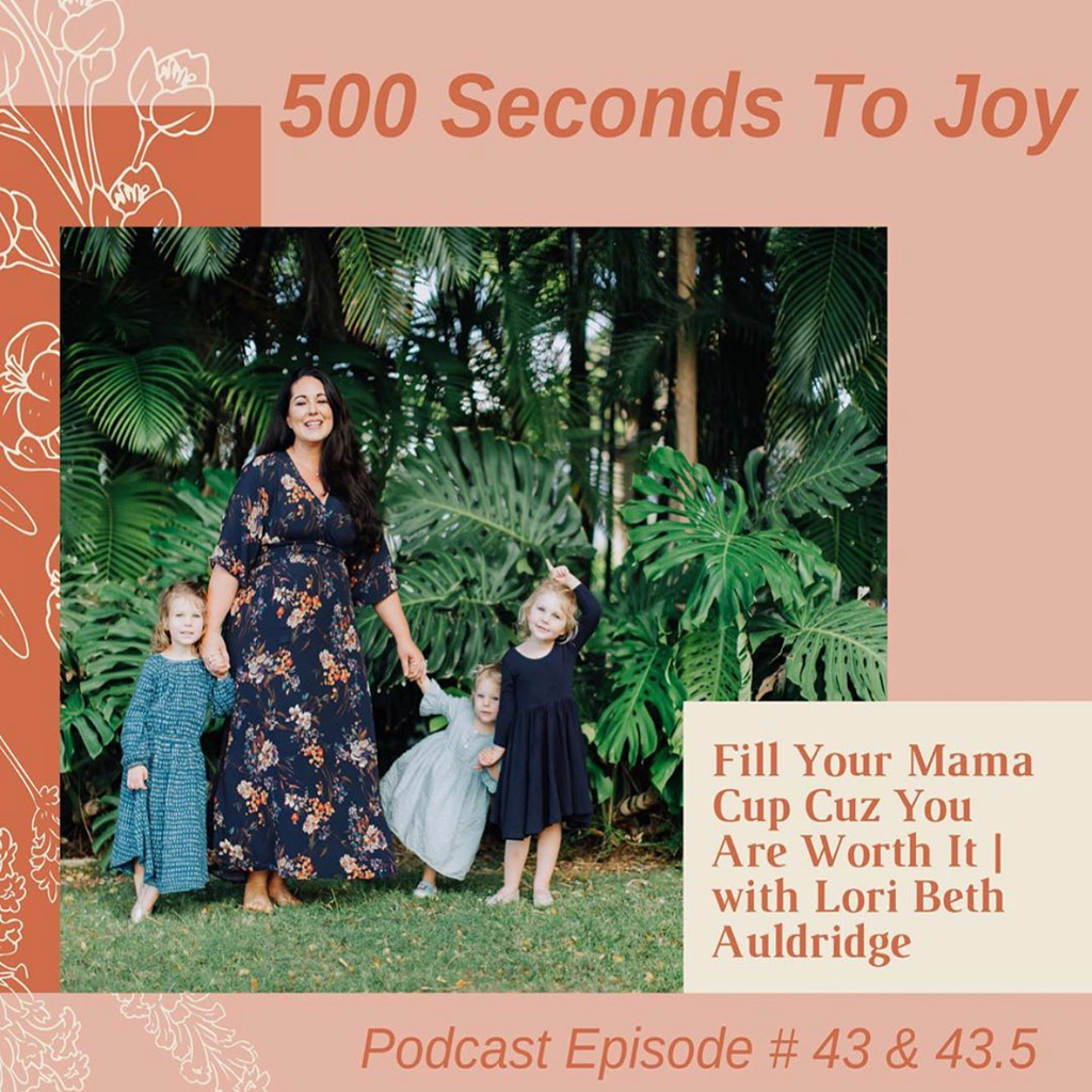 500 Seconds To Joy Episode 43