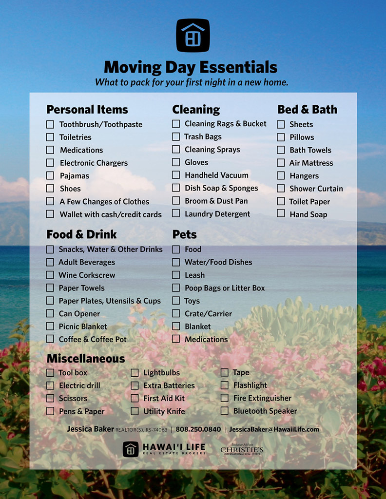Moving Day Essentials Click to Download