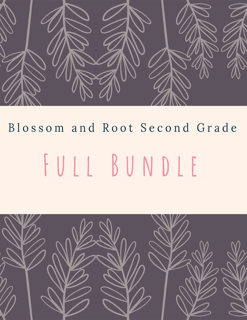 Blossom & Root 2nd Grade