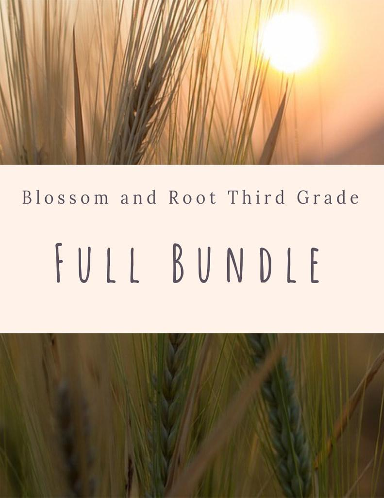 Blossom & Root 3rd Grade