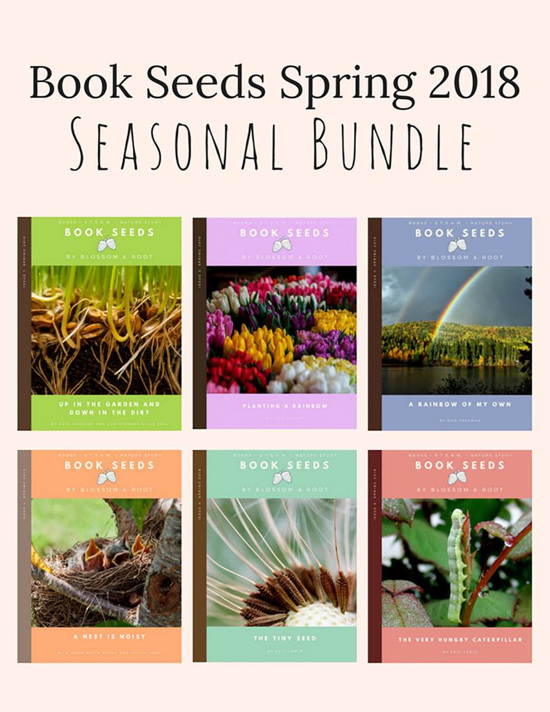 Blossom & Root Book Seeds 2018 Collection