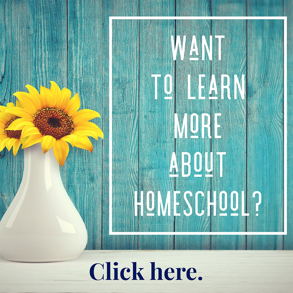 Learn More About Homeschool