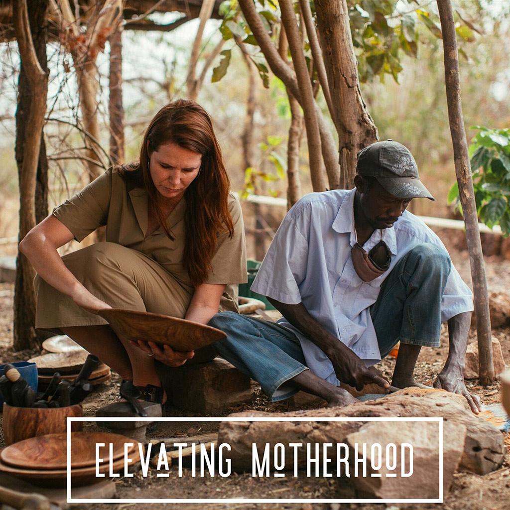 Episode 083. Smart Philanthropy, Social Entrepreneurship, & Motherhood with Obakki Creator Treana Peake