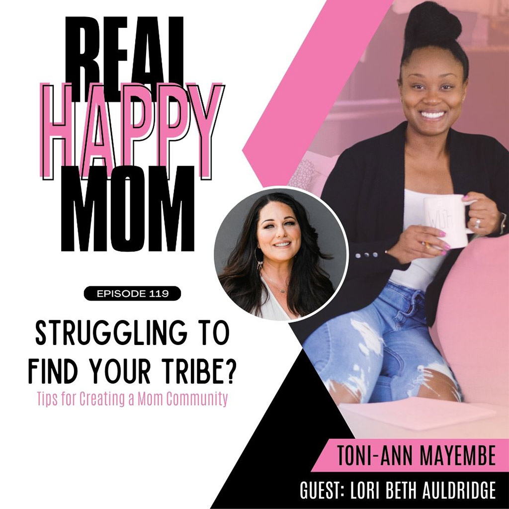 Real Happy Mom Podcast Episode-119