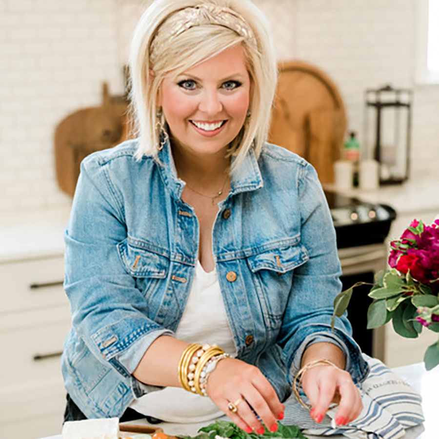 Episode 116. Creating A Welcoming Table & Home With Abby Turner